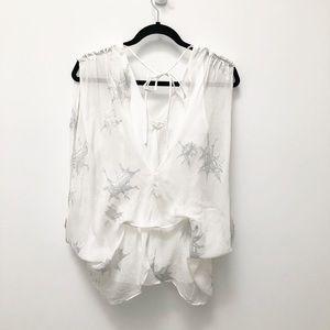Greylin blouse.
